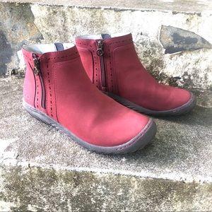 JBU by Jambu Juno ankle boots women's 9